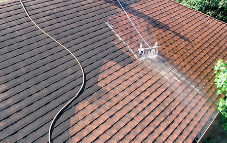 Roof Cleaning cleaner Essex